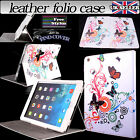 Folio Flip Stand Leather Case Cover for iPad 2 iPad 3 iPad 4 /Air 5/Mini 1 2 3