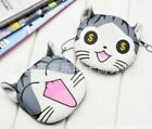 Chi's Sweet home cheese cat Coin Change Purse Case Pouch Bag Soft plush Cute
