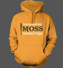 Weapon of Moss Destruction Hoodie - Oakland Athletics A's Brandon Moss All In on Ebay