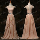 1950s Vintage Long Prom Dresses Formal Evening Party Homecoming Bridesmaid Dress