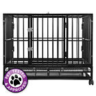 Heavy Duty Dog Cage Crate Kennel