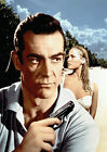 Dr. No James Bond 007 Sean Connery Giant Poster - A0 A1 A2 A3 A4 Sizes $12.0 CAD on eBay