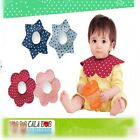 FASHION BABY KIDS CHILDREN BOYS GIRLS COTTON WATERPROOF BIBS MUSLINS Z