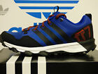 NEW ADIDAS Kanadia 7 Men's Running Shoes - Royal/Red;  S85147
