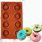 Silicone 8/18Cavity Donut Baking Cake Chocolate Soap Candy Jelly Mould Pan New Z