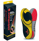 Sorbothane DOUBLE STRIKE Foot Care Insoles Comfortable Orthotic Foot Pain Guard