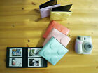 Instax Mini Size - Mini Block Polaroid Mini Photo Album V.3 - 72 Photos Slip-In
