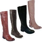 DBDK DENNIZA-3 Women's knee high riding boots