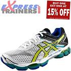 Asics Mens Gel Cumulus 16 Premium Running Shoes Trainers White *AUTHENTIC*
