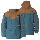 THE NORTH FACE Mens 2014 Snowboard Snow Ski Prussian Blue DUBS JACKET