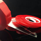 Red Double Sided Adhesive Tape Sticker High Strength Acrylic For Phone LCD Scree