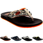 Mens Reef Phantoms Prints Toe Post Thongs Surfer Beach Sandals Flip Flop UK 7-12