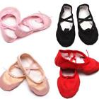 2015 New Women Soft Canva Fitness Sport Gym Dance Ballerina Ballet Flats Shoes Z