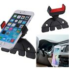 360°Universal Accessory Car CD Player Slot Mount Holder Cradle For Mobile Phone