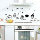 Removable Peel  stick Graphic sticker [SGWST-03] Easy apply wall decoration