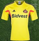Sunderland Away Shirt - Genuine Adidas Football Shirt - Mens - XL/2XL