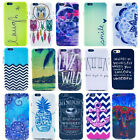 16 Design Paint TPU Silicone Rubber Protective Case Cover For Iphone Samsung