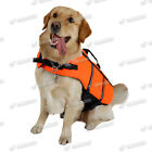 Hot Dog Puppy Life Jackets Life Presever UK Ship 6 Sizes Swimming Water Vest Top