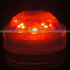 Waterproof 3 LED Candle Tea Light Bright Wedding Diamond lace SUBMERSIBLE x12 S