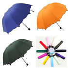 Windproof Anti UV Clear/Rain Korean Lacework Princess Tri-fold Folding Umbrella