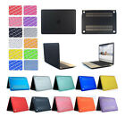 For Macbook Pro 13-inch A1278 Hard Rubberized Case Keyboard Cover
