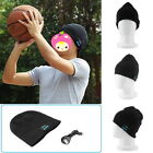 Soft Warm Hat Wireless Smart Cap Headset Headphone Speaker Mic KK