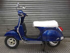 LML STAR 125 AUTOMATIC BLUE 4 STROKE STUNNING SPECIAL PRICE 1 ONLY VESPA
