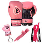 Tot Quality Kids Boxing Gloves Fight Punch Bag Glove Muay Thai Grappling BW-1009