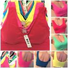 1- 3 - 6 Sport Bras Yoga Activewear Workout Seamless TOP CAMISOLE MISS PLUS SIZE