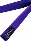 Arawaza Quality Martial Arts Belt PURPLE