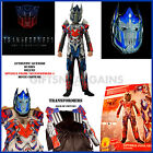 "Buy ""Transformers 4 Optimus Prime Dlx Movie Muscle Costume Boys S; M/L Free Gloves"" on EBAY"