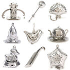Stainless Steel Loose Tea Leaf Infuser Ball Spice Strainer Filter Herb Diffuser