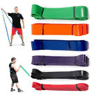 Kyпить Resistance Bands Loop Crossfit Yoga Pull Up Exercise Fitness Strength Training  на еВаy.соm