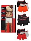 "Tommy Hilfiger Mens Classic Boxer Brief""3 Pack Cotton Stretch"",Large"