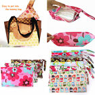 Hot Baby Portable Waterproof Bag Cloth Diaper Nappy Dry Bag Zip Pockets Pouch