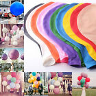 Pretty 36 Inch Colorful Giant Big Ballon Latex Birthday Wedding Party Decoration