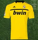 Real Madrid Goalkeeper Shirt - Official Adidas Real Madrid CF Shirt -Mens