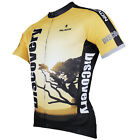 Discovery Men's Cycling Clothing Tree Bike Bicycle Jerseys Sport Jacket Top