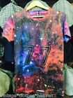 Galaxy 77 All Over Print Women Mens 3D T-shirt Stars  Space Hot Vintage SALE