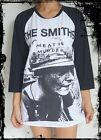 Unisex The Smiths Raglan 3/4 Length Sleeve Baseball T-Shirt(Vest Tank)