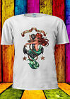 Disney Princess Ariel Little Mermaid T-shirt Vest Tank Top Men Women Unisex 138
