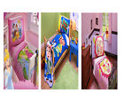 Disney Winnie the Pooh/Handy Manny/Toy Story/Sofia Toddler Crib Bed Set 4pcs
