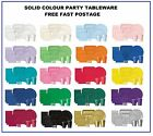 CHRISTMAS PARTYWARE - NAPKINS PLATES CUPS PLASTIC CUTLERY TABLECLOTHS TABLECOVER