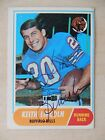 Keith Lincoln Autographed 1968 Topps Football Card $39.99 USD on eBay