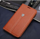 Ultimate Magnetic Flip Stand Leather Wallet Cover Case For Samsung Galaxy iPhone