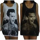 Unisex Robbie Williams Vest Tank Top Singlet Dress Sleeveless T-Shirt