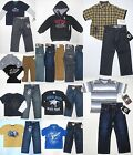 NWT Boys Fall Clothes Lot Size 4 4T 4-5 Gymboree Gap Tops Jeans Hoodie Clothing
