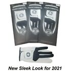 Leather Golf Glove New 3 Pack Genuine Cabretta Q Super Soft Many Sizes Available