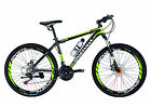 Sportsman Fly370 Hardtail Mountain Bikes Bicycles Shimano 21-speed Mudguard