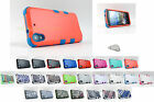 HTC Desire 626 626s 625 530 650 | Dual Layer TUFF Case Protective Cover+PryTool
